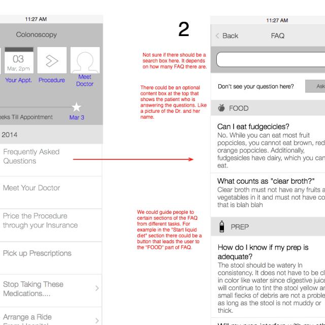Medical Procedure iPhone & iPad App