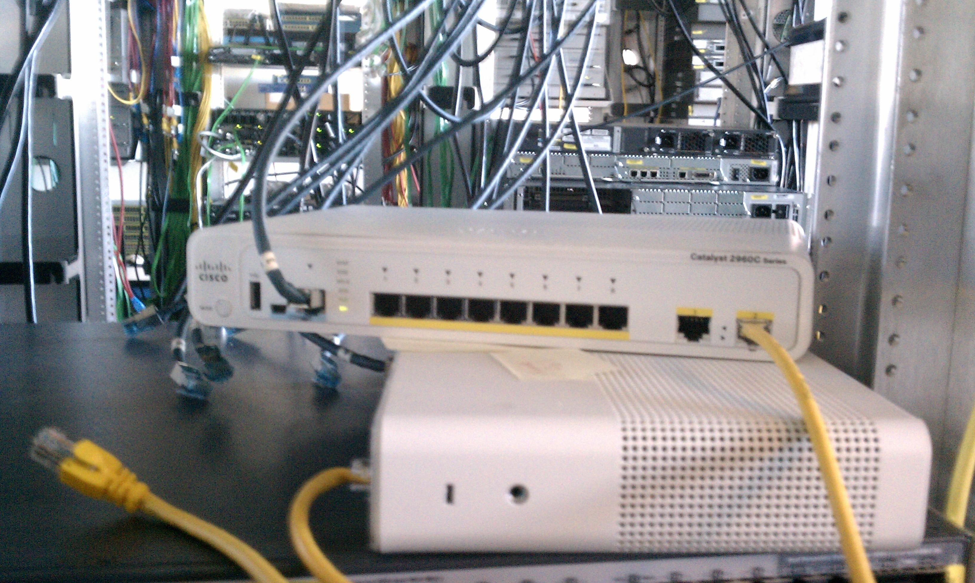 Cisco Switch Setup Usability Study